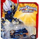 VRAK ALIEN CYBORG  20th Anniversary Power Rangers Megaforce 2012 Hot Wheels Vehicle