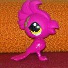 Parrot #3532- Littlest Pet Shop Paint Splashin' Pets