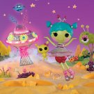 """Haley Galaxy Large 13"""" Lalaloopsy Doll with Pet Alien"""