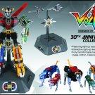 Voltron 30th Anniversary Toynami Collector's Set
