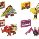 Takara Tomy Transformers Encore #17 4-Cassette Big Mission 2 Set