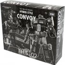 Transformers Black Convoy Hybrid Style T.H.S. 02 Asia Exclusive