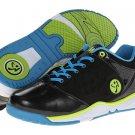 Women's Zumba Zumba Energy Push Shoes- Black Sizes 5, 6.5, 8, 8.5, 9, 11
