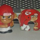NFL Teenymates Series 2 Running Backs- Kansas City Chiefs