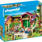 Barn with Silo Playset by Playmobil