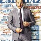 Esquire Magazine September 2014- Chris Pratt