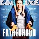 Esquire Magazine June/July 2014- Mark Wahlberg