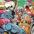 "Image Comics ""Brigade: Genocide!"" Issue 2 October 1992"