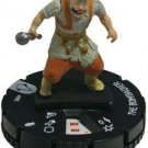 Heroclix Assassin's Creed The Bombadier #005 with Card