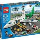 LEGO Terminal and Cargo Plane #60022