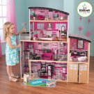 Girl's Deluxe Sparkle Mansion by KidKraft