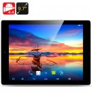 """E-Ceros Revolution 2 9.7"""" Android Tablet Package- 32GB Black"""