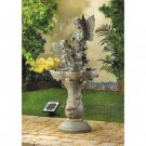 Fairy Friends Solar Water Fountain