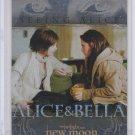 2009 NECA Twilight New Moon Seeing Alice Insert Alice & Bella #SE-2