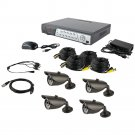 Spyclops Dvr Kit With 4 Bullet Cameras