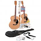 Teach Yourself Acoustic Guitar Package (Steel String) by eMedia