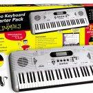 "61-Key Piano Keyboard Starter Kit ""For Dummies"" by eMedia"