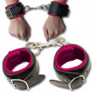 Red Lap Dance Romantic Rapture Adult Wrist Restraints