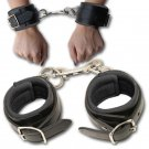 Black Midnight Rendezvous Romantic Rapture Adult Wrist Restraints