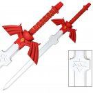 Red Shadow Master Foam LARP Training Sword- The Legend of Zelda