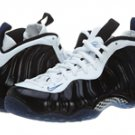 Nike Air Foamposite One Black/White-Game Royal Sizes 8-11