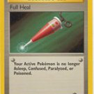 Full Heal #111 Pokemon Base 2 Uncommon