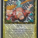 2001 Harry Potter Quidditch Cup TCG Rare Holofoil- Out of Control #19