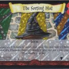 2001 Harry Potter Quidditch Cup TCG Rare Holofoil- The Sorting Hat #29