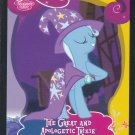 2013 My Little Pony Friendship is Magic Series 2 Trading Card- The Great Apologetic Trixie #12
