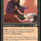 Murderous Betrayal #61 Magic The Gathering Nemesis Black Rare
