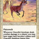 Graceful Antelope #24 Magic The Gathering Odyssey White Rare