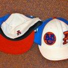 Atlanta Black Crackers Authentic Negro League Museum Fitted Baseball Cap Size 7 7/8