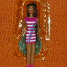 Bead Blast Christie Barbie with Hair You Can Style 1998 McDonald's Happy Meal Toy #4