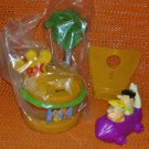 Bronto King Drive & Dine The Flintstones Burger King Kid's Meal Toy #8