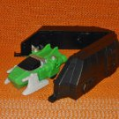 Green Rail Rescue Power Rangers Rescue 2000 McDonald's Happy Meal Toy #4