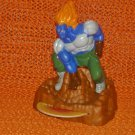 Super Android 13 Dragonball Z 2002 Burger King Kid's Meal Toy