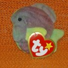 Coral the Fish Ty Teenie Beanie 2000 McDonald's Happy Meal Toy #14