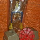 Mac's Highwire Act Chicken Run Build-A-Plane 2000 Burger King Kid's Meal Toy #3
