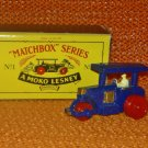 Matchbox Originals: Authentic Recreations #1 1948 Aveling Barford Road Roller