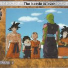 The Battle is Over 2002 Artbox Dragonball Z Film Cardz Animation Cell #24