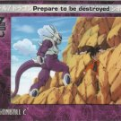 Prepare to be Destroyed 2002 Artbox Dragonball Z Film Cardz Animation Cell #43