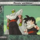 Piccolo and Gohan 2002 Artbox Dragonball Z Film Cardz Animation Cell #52