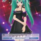 "Hatsune Miku""Innocent"" PD/S22-E089 Uncommon Weiss Schwarz Hatsune Miku Project Diva"