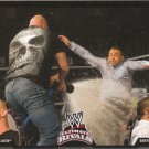 Santino Marella vs. Steve Austin 2008 Topps Ultimate Rivals WWE #39