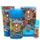Ed Hardy Hearts & Daggers By Christian Audigier Gift Set