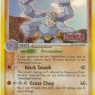 Machamp 11/108 Pokemon EX Power Keepers Rare Reverse Holofoil