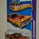 '69 Dodge Coronet Superbee Hot Wheels 2013 HW Showroom #212