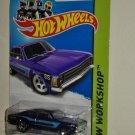 Chevrolet SS Hot Wheels 2014 HW Workshop #199