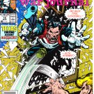 "Marvel Comics' The Punisher War Journal Volume 1 #16 March 1990 ""Panhandle"""