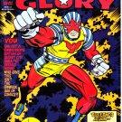 Topps Comics Captain Glory Volume 1 of 1 April 1993